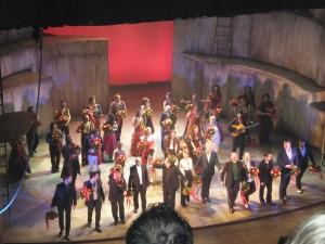 Zorro De La Mar Theatre, Amsterdam  Zorro NL Press Night