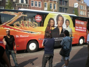 Zorro Tour Bus
