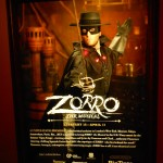 Zorro Salt Lake Poster