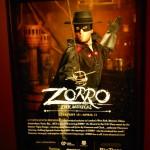 Zorro Salt Lake Poster