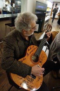 placido domingo guitarist